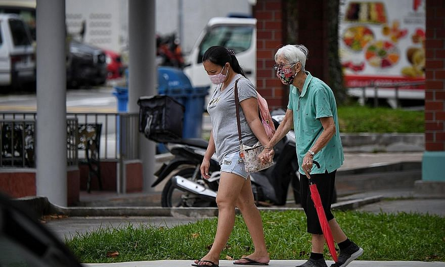 Many Singaporeans have come to see maids as necessities rather than luxuries, says the writer. There were 252,600 foreign domestic workers in Singapore as at June.