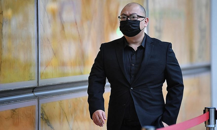 Senior Counsel Davinder Singh said the fact of the matter was that far from being intimidated, Mr Terry Xu grabbed what he saw as the chance to go after PM Lee and enhance his standing. ST FILE PHOTO The Online Citizen editor Terry Xu, seen here arri
