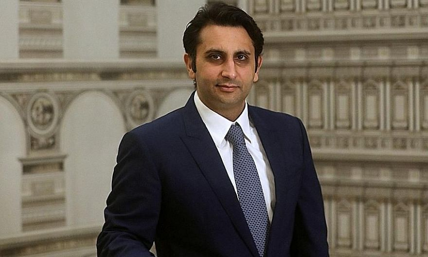 Mr Adar Poonawalla, chief executive of Serum Institute of India, the world's largest vaccine manufacturer. It has started off by producing 40 million doses of the vaccine being developed by Oxford University and AstraZeneca. The vaccine will retail f