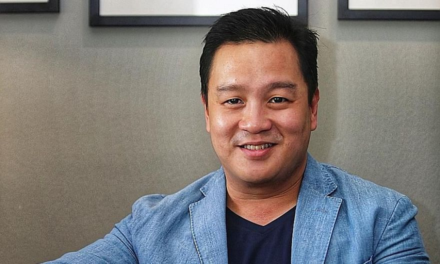 Singaporean Ryan Gwee started Aleta Planet, a China-centric fintech firm, in 2014.