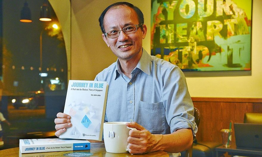 Workers' Party member and former NCMP Yee Jenn Jong's book - Journey In Blue: A Peek Into The Workers' Party Of Singapore - chronicles his political journey and goes some way towards casting light on the inner workings of the party, known for keeping