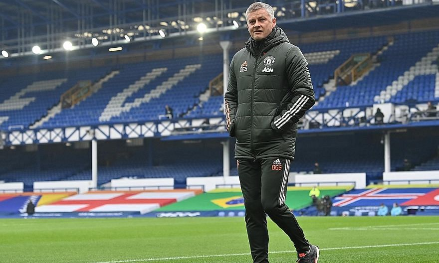 Ole Gunnar Solskjaer would not be Man United boss under new Brexit rules. PHOTO: REUTERS