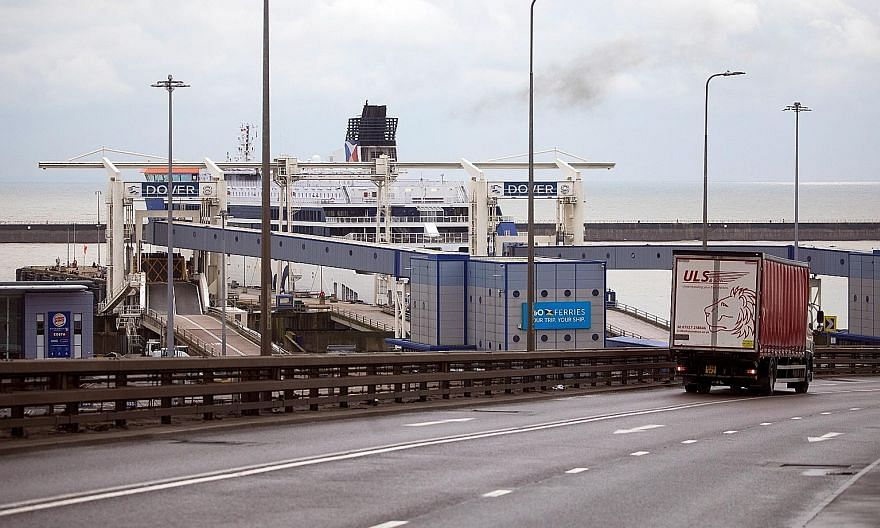 British ports like Dover may no longer be dealing with long lines of trucks waiting to transport goods to countries in the European Union, but other problems arising from Brexit, such as red tape and paperwork, are starting to surface for businesses