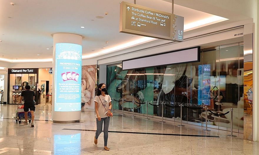 Two floors of the space formerly occupied by Robinsons at Raffles City Shopping Centre will be taken over by BHG Singapore, which has joined hands with Raffles City Singapore to open a new concept store showcasing the department store's best beauty,