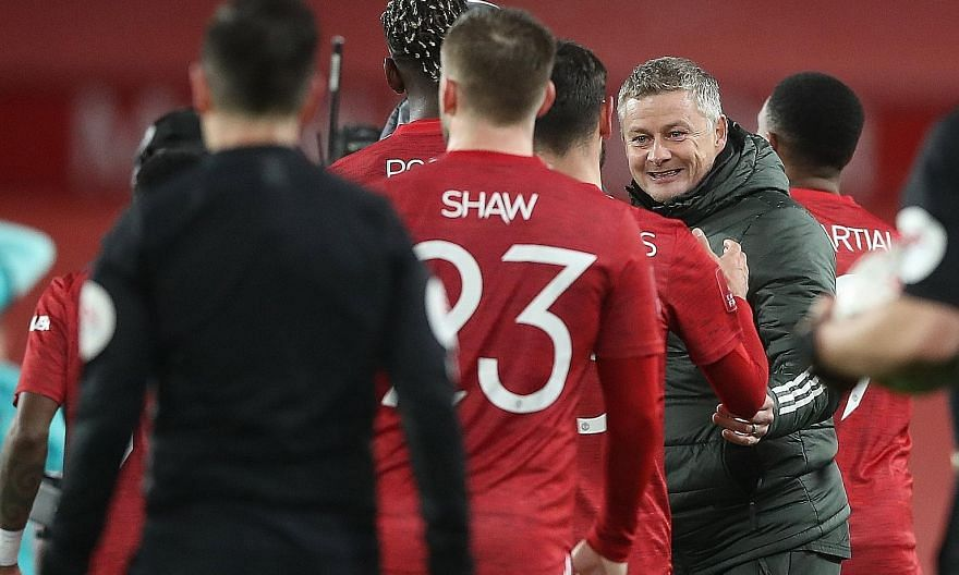 Manchester United manager Ole Gunnar Solskjaer will continue drumming the need for consistency into his players' heads as they start the second half of their season against Sheffield United.