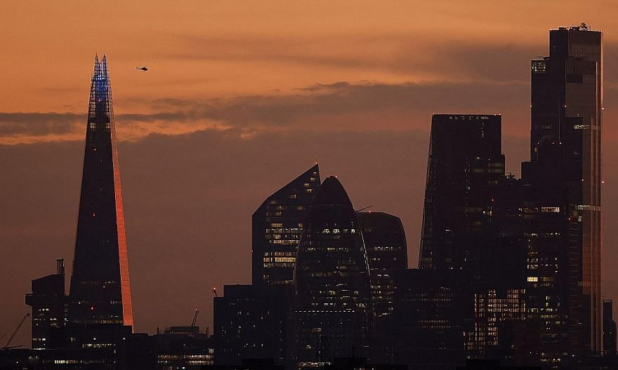 London is not used to competing with other European hubs; it likes to compare itself to New York, Shanghai, Singapore or Hong Kong, and with good reason, the writer says. More financial services business is done in the City of London than in all the