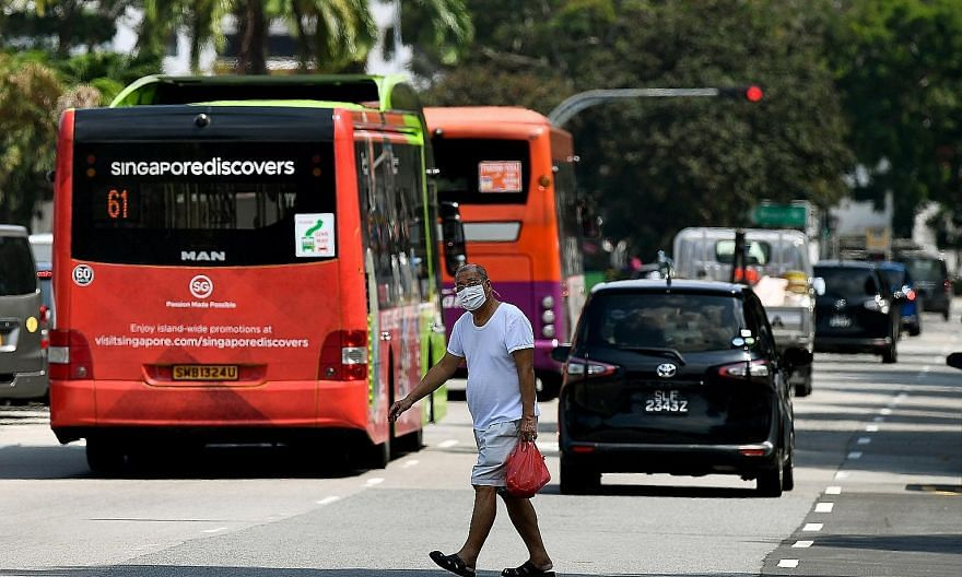 In Singapore, diesel vehicles are mostly goods vehicles and buses. Among passenger cars, diesel models make up merely 2.9 per cent of last year's population of 634,042.