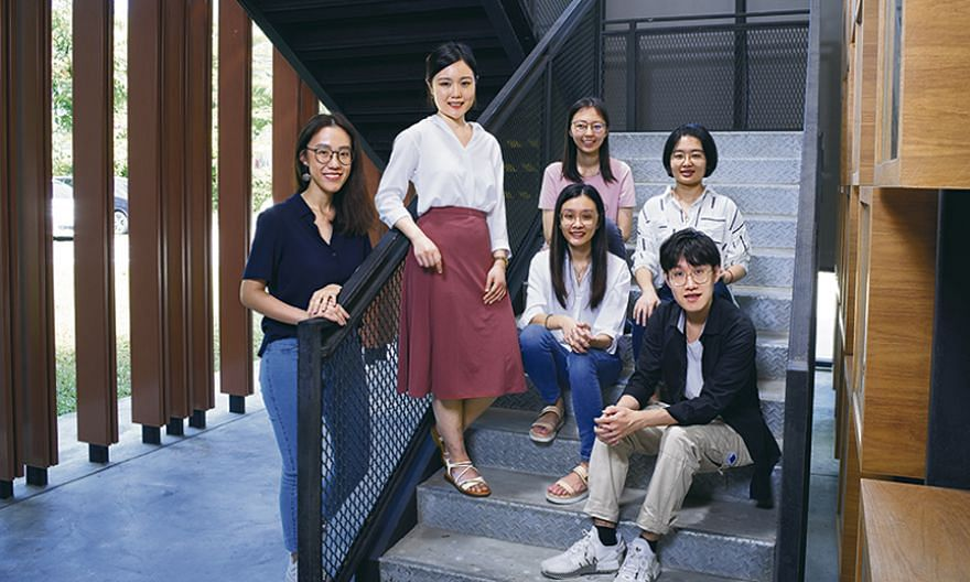 team ace, nus, international building design competition 2020, built environment