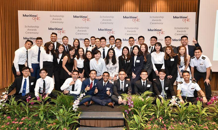 MaritimeONE Scholarship Awards 2019