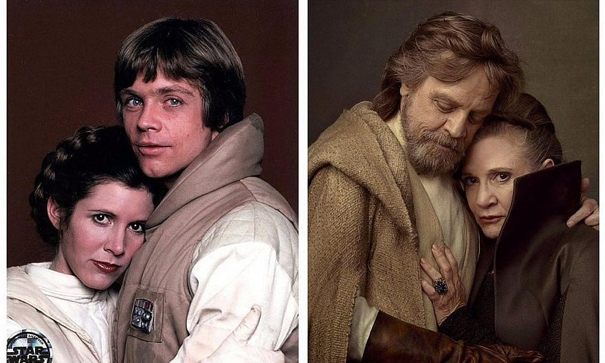 HOLLYWOOD STAR FOR CARRIE FISHER:Star Wars actor Mark Hamill, who has lobbied for co-star Carrie Fisher to have a star on Hollywood Boulevard, celebrated the announcement that the late actress would finally be on the Walk of Fame. In a tweet last Sa