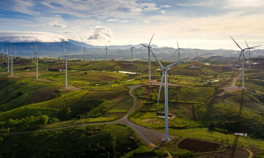 Renewable energy in Asia