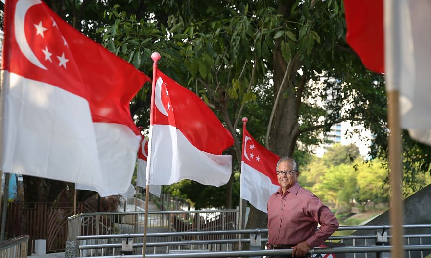 Mr Timothy de Souza has sung three national anthems in his lifetime: God Save The Queen, Negaraku and Majulah Singapura. He shares his memories singing Singapore's national anthem after the country gained independence.