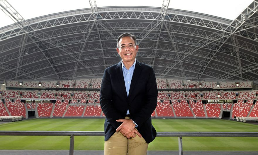"On complaints about the sound system at concerts, Sports Hub CEO Manu Sawhney says the National Stadium's main purpose was never meant to be ""acoustic-focused""."