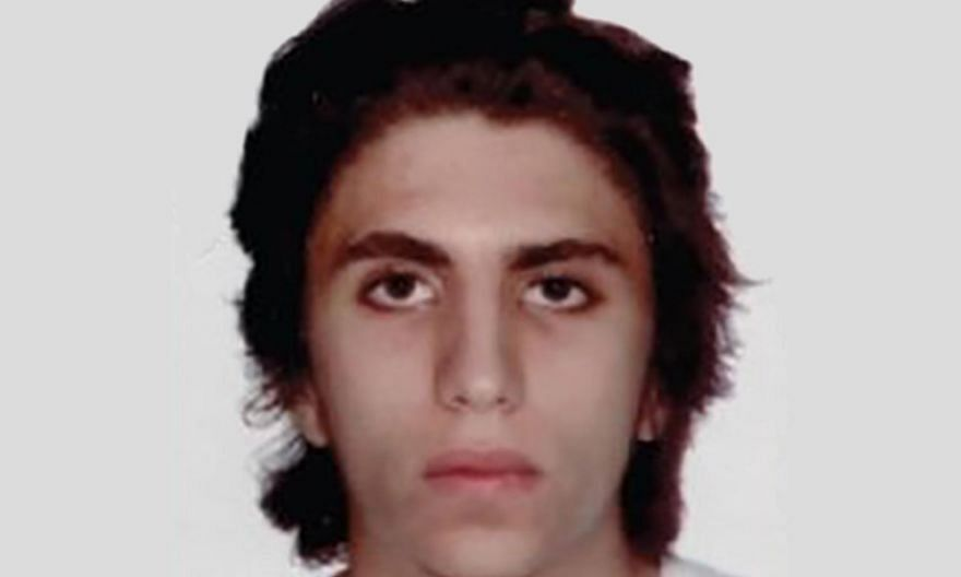 Youssef Zaghba, 22, an Italian national, has been identified as one of the three attackers in the June 3 rampage.