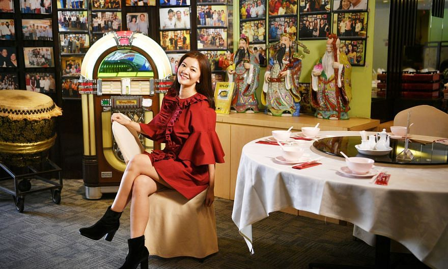 Michelle Chong's first brush with showbiz was the Fame Awards in 1998. Chong did not win but has been in front of the camera since. She has created a host of fictional characters, the most famous of which is Lulu the KTV hostess from China, who appea