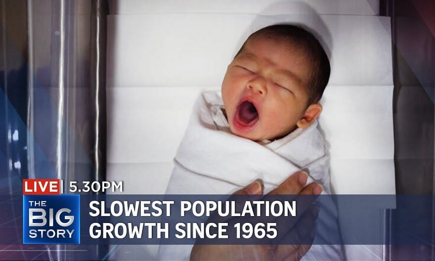 More singles, fewer babies – census shows slowest population growth since 1965 | THE BIG STORY