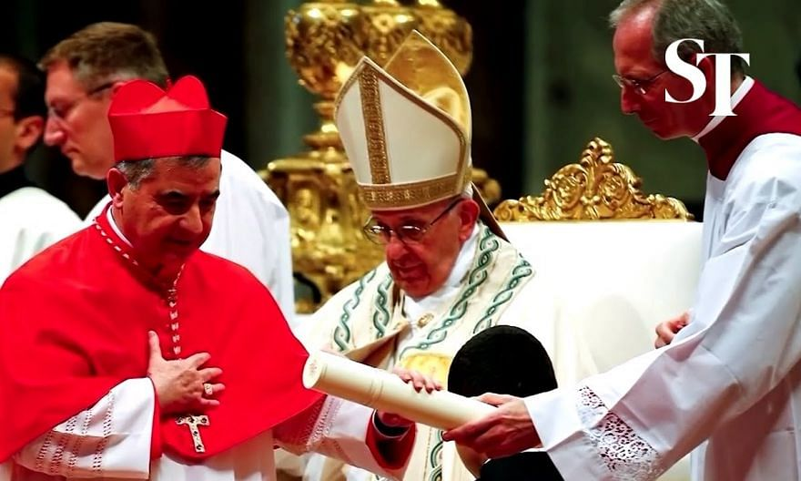 Vatican judge indicts 10 for alleged financial crimes