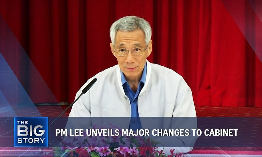 PM Lee's new Cabinet: What it means for leadership succession | THE BIG STORY