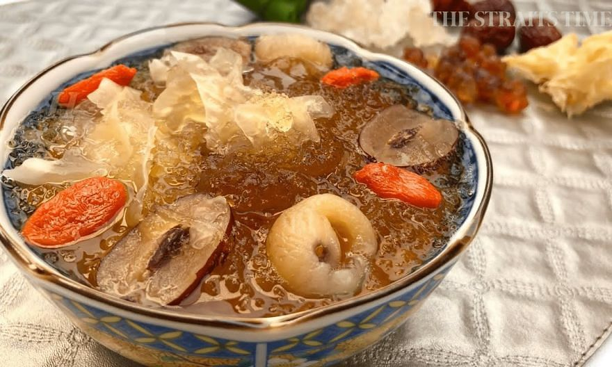Recipe for Triple Beauty Booster Soup   HED CHEF   THE STRAITS TIMES