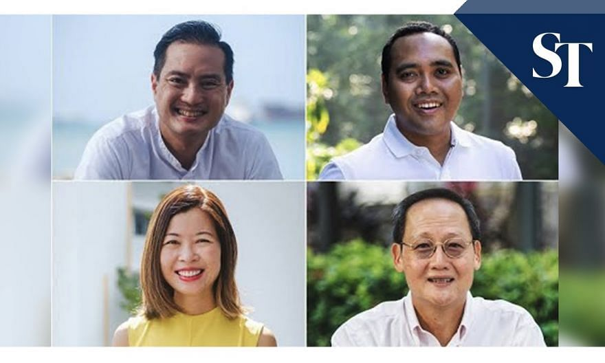 Singapore GE2020: New PAP candidates (June 25)