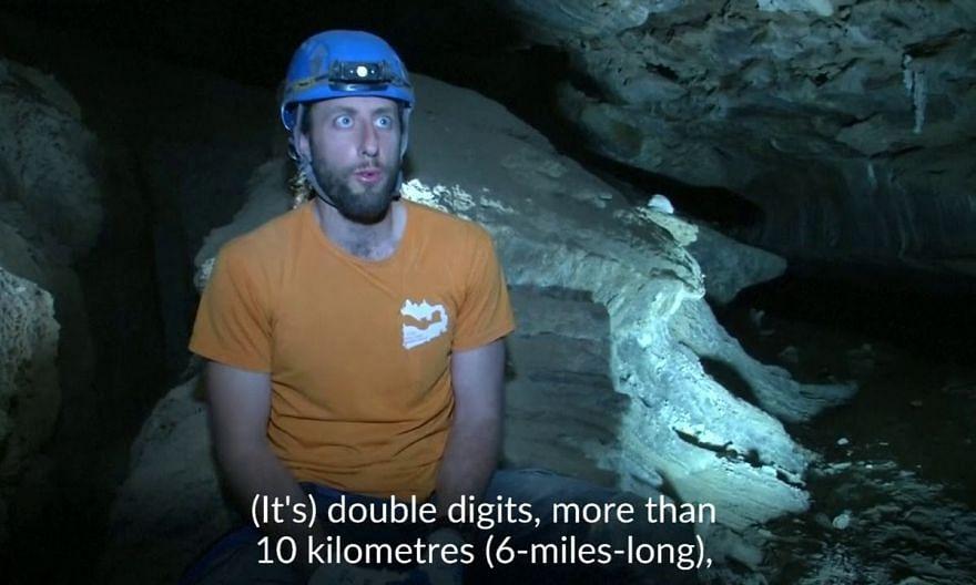 World's longest salt cave discovered in Israel