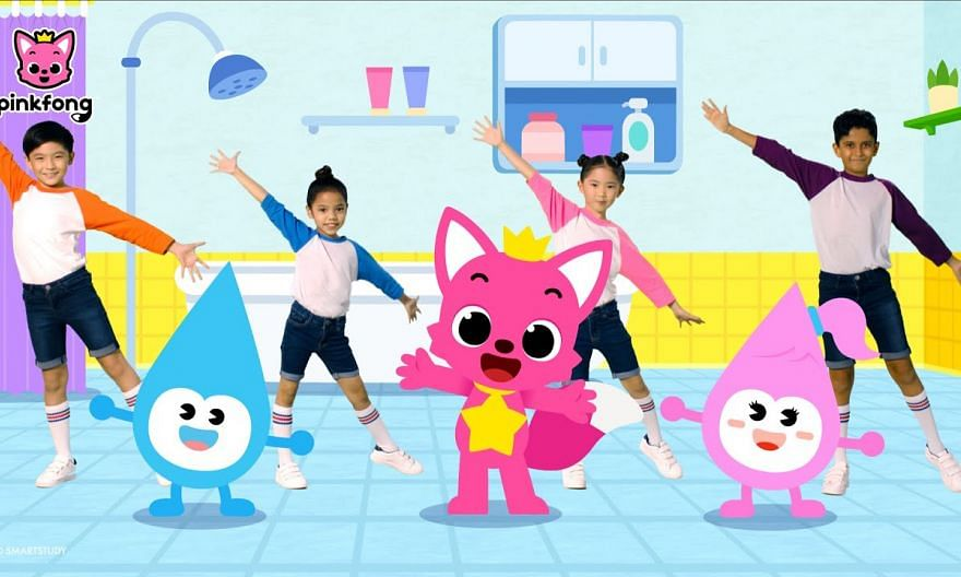 Turn Off The Tap! (feat. Water Wally, Water Sally, Baby Shark, Pinkfong)