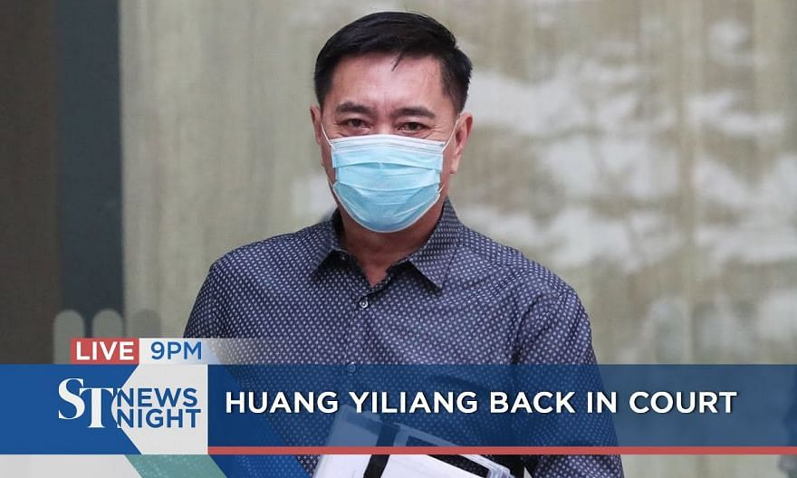 Huang Yiliang in court over worker assault | F&B industry recovers | ST NEWS NIGHT
