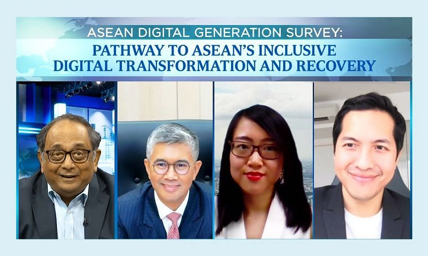 ASEAN Digital Generation: Pathway to ASEAN's Inclusive Digital Transformation and Recovery