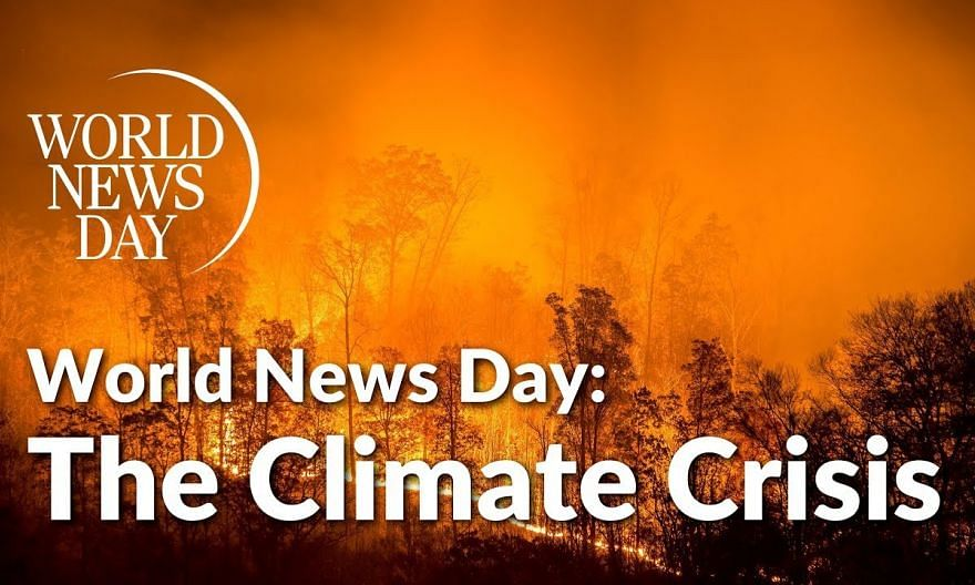 World News Day: The Climate Crisis