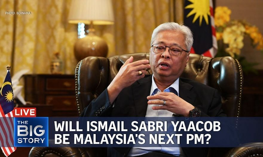 Who is Ismail Yaacob Sabri? Will he be Malaysia's next PM? | THE BIG STORY
