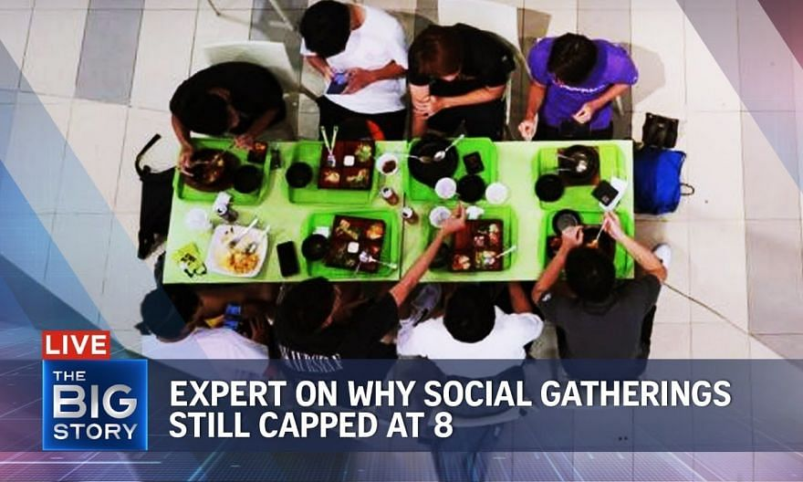 Expert explains why social gatherings are still capped at 8 people | THE BIG STORY