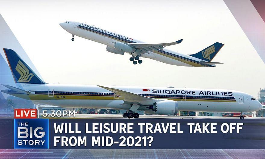 Travel will return around mid-2021, says international aviation chief | THE BIG STORY