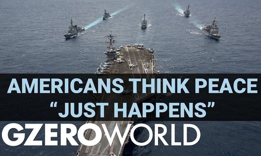 """Why 'America First' Means """"America Involved"""" 
