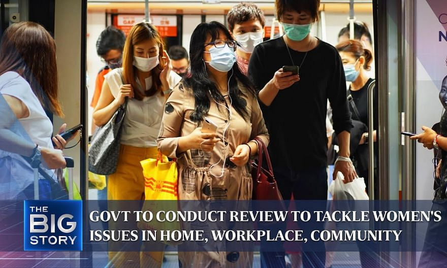 Govt to conduct review to tackle women's issues in home, workplace, community | THE BIG STORY