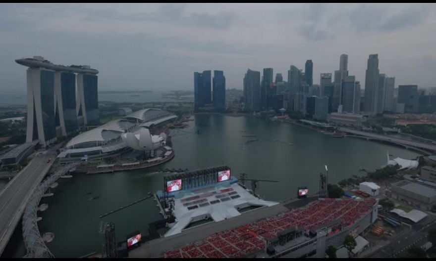 Watch the NDP 2018 in three minutes
