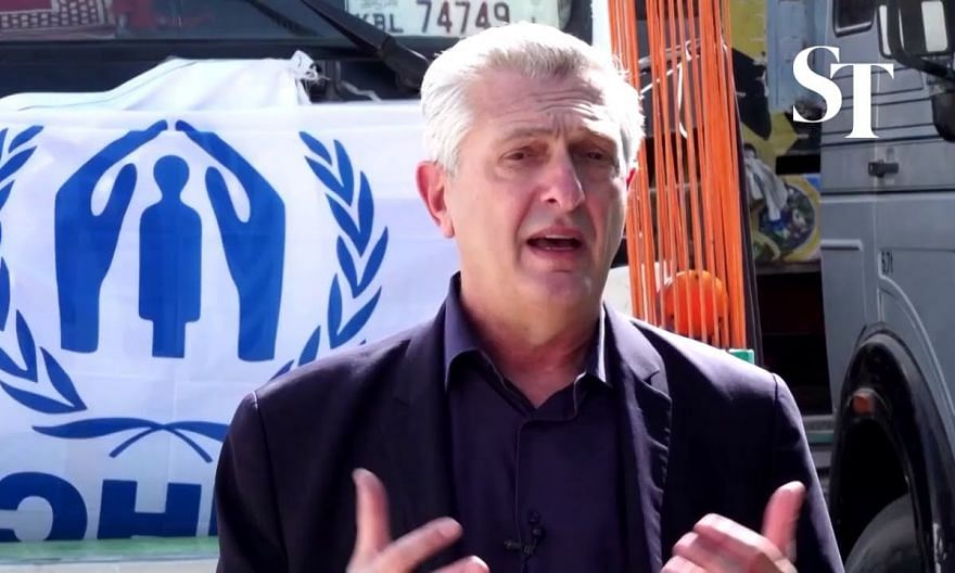 UN refugee chief warns 'suffering' in Afghanistan