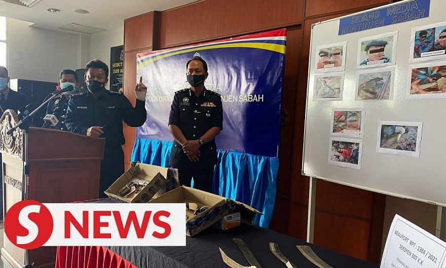 Five Abu Sayyaf members killed in shootout with Sabah police