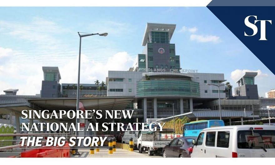 THE BIG STORY: Singapore's new national AI strategy | The Straits Times