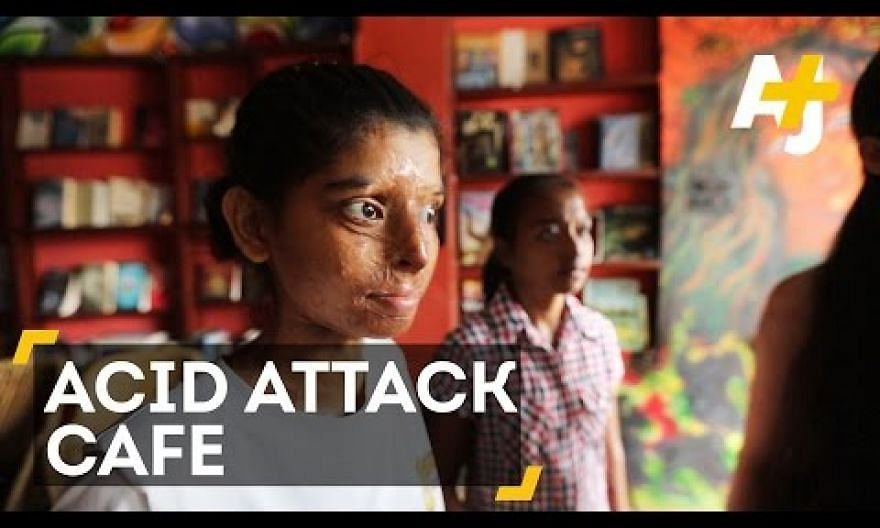 This Café Employs Women Who Are Victims Of Acid Attacks