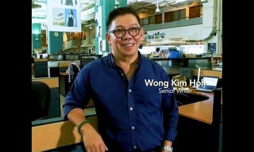 ST senior writer Wong Kim Hoh on writing It Changed My Life series