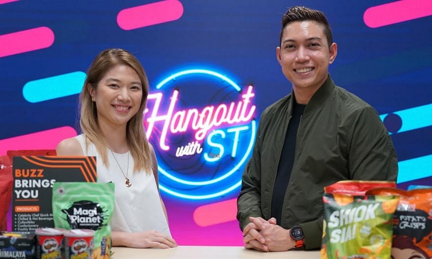 Hangout with ST: Trying out Singaporean snacks | Saying goodbye to old neighbourhoods