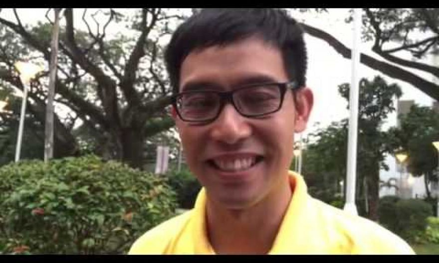 Roy Ngerng talks about joining Reform Party