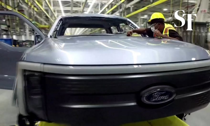 Electric vehicles: Ford, SK to invest $15.4 billion, create 11,000 jobs