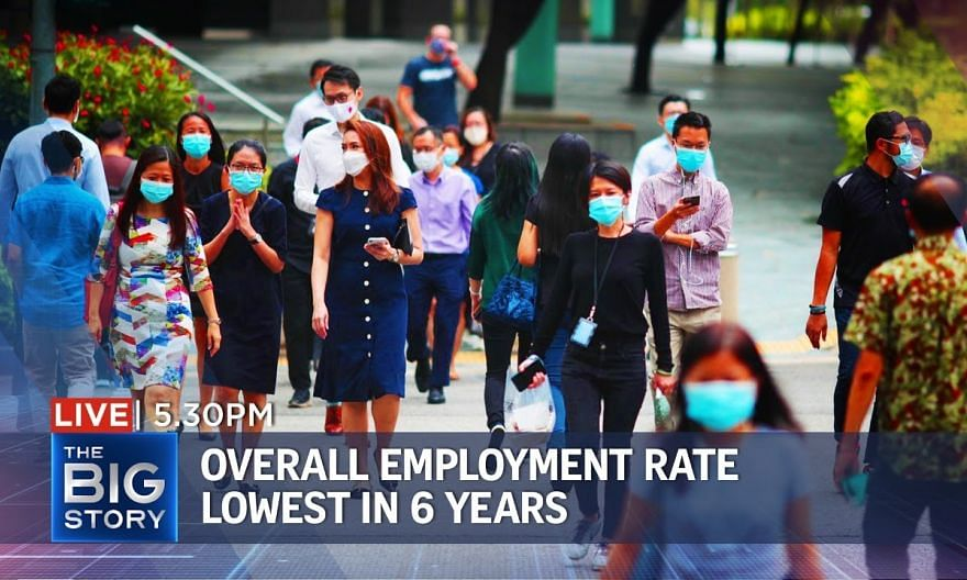 Overall employment rate lowest in 6 years | Anwar lacks majority support | THE BIG STORY