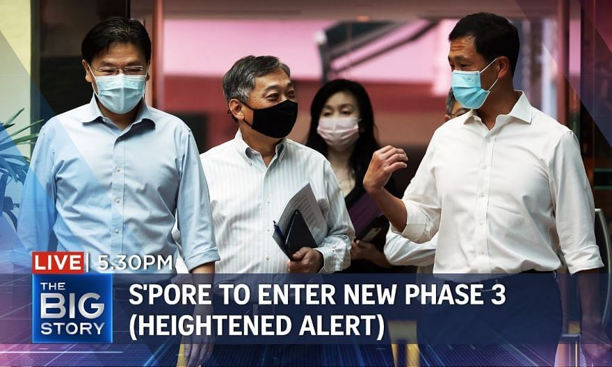 S'pore to ease Covid-19 rules in 2 stages from June 14 | THE BIG STORY