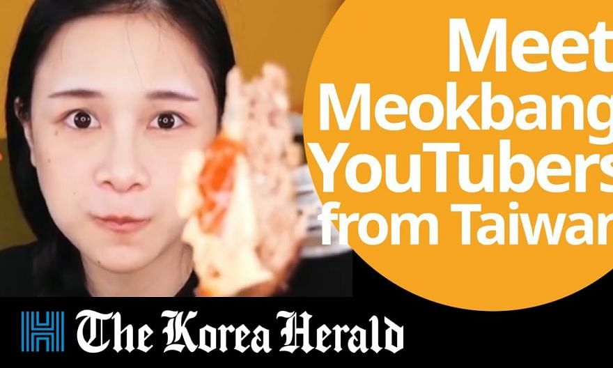 Why people watch meokbang (mukbang) YouTubers