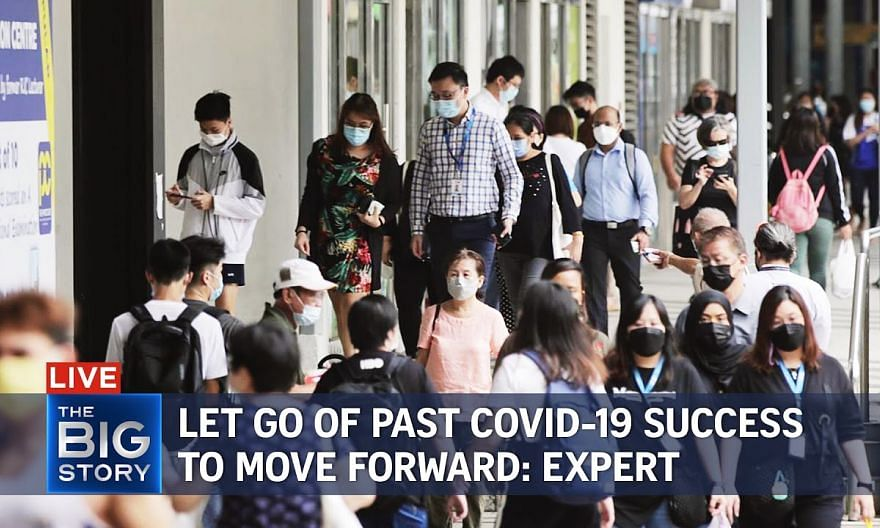 S'pore needs to let go of past Covid-19 success to move forward, says expert | THE BIG STORY