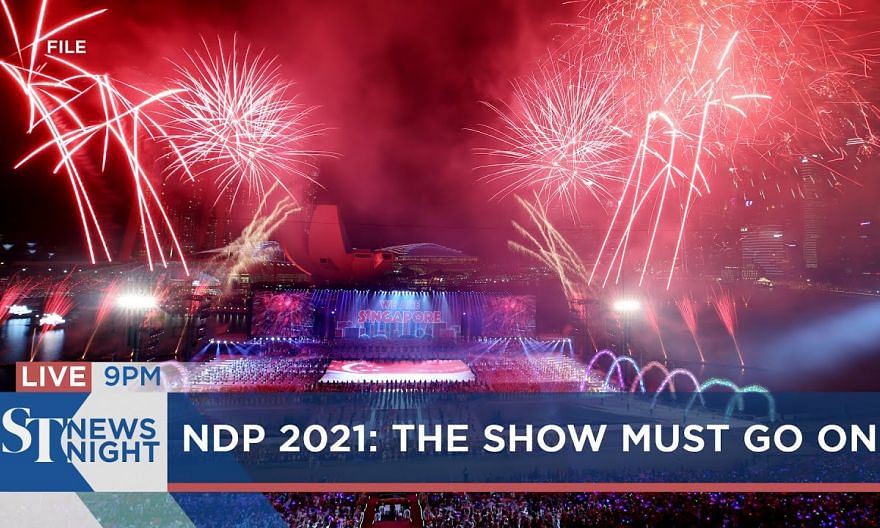 NDP 2021: The show must go on | ST NEWS NIGHT