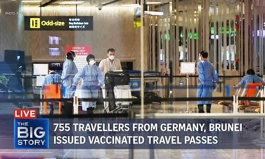 755 passes issued on first day of Vaccinated Travel Lane applications | THE BIG STORY