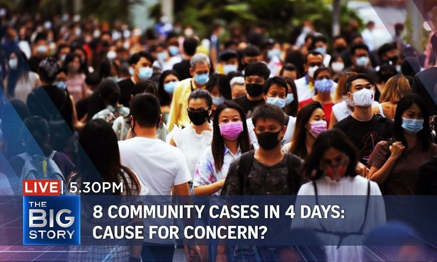 Rising local, imported Covid-19 cases; expert expresses worry | THE BIG STORY